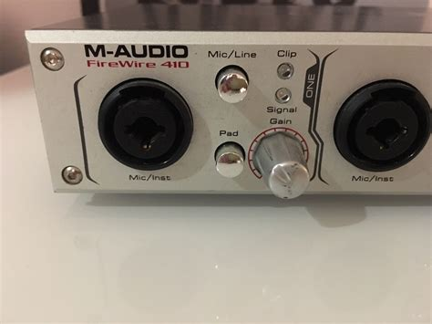 Firewire Speakers by M Audio Firewire 410 Image 2086306 Audiofanzine