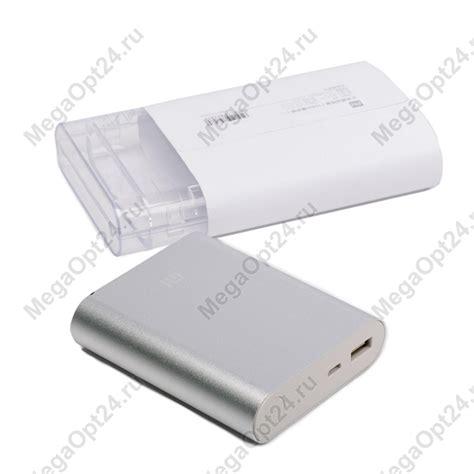 Xiaomi Original Mi Power Bank 10400 Mah Grey power bank xiaomi mi 10400 mah