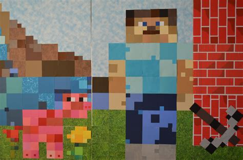 Decorations In Minecraft by Minecraft Birthday Decorations It Forward