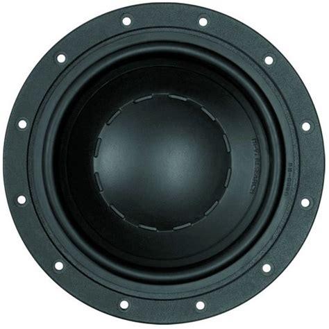 Hi Vi D6 8 | hi vi d6 8 bass midrange 6 5 quot poly cone woofer 3 quot voice