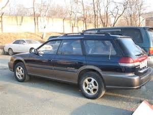 1995 Subaru Legacy 1995 Subaru Legacy Grand Wagon Pictures