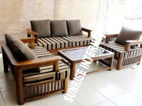 stylish wooden sofa sets amazing sofa design sofa set