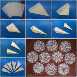 snowflake method template how to make paper snowflake method step by step diy