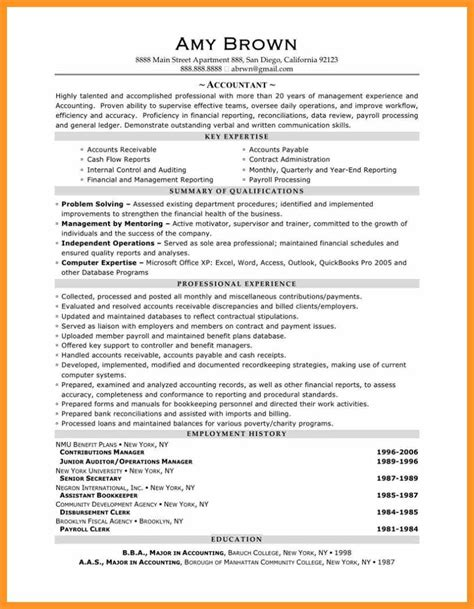 Accomplishments For Resume by Professional Accomplishments Resume Bio Letter Format