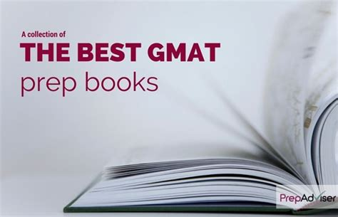 Best Mba Books 2016 by Discover The Best Gmat Prep Books Prepadviser