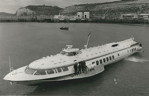 hydrofoil boat russia russian hydrofoil arrives at dover photograph by retro