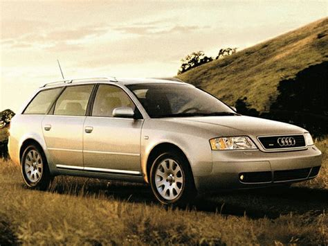 Audi A6 Avant 2002 by 2002 Audi A6 Avant 4dr All Wheel Drive Quattro Station