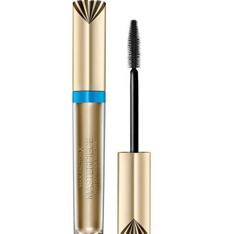 Max Factor Lash Perfection Volume Couture Waterproof Mascara Expert Review by Max Factor Masterpiece Black High Volume Definition