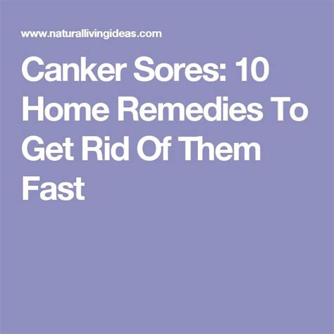 25 best ideas about canker sore on lip on