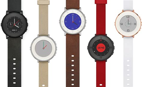 Bepple Casing Cover Bezel For Pebble Time Smartwatch Green pebble time launches on november 8