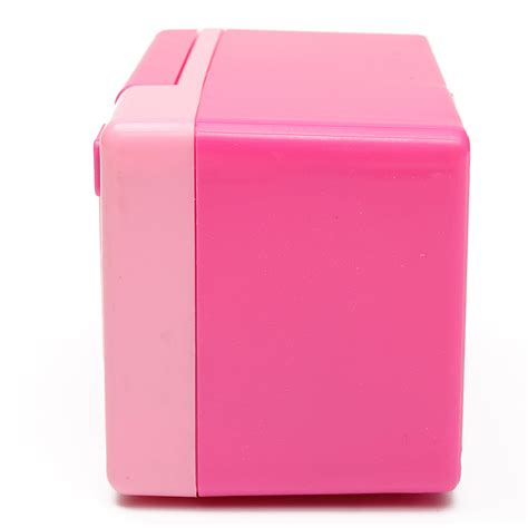 pink toy plastic pink microwave oven kids children girls home role