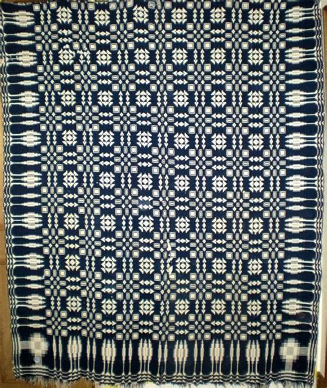 colonial coverlets hand woven coverlet 1820 s http www buckboardquilts com