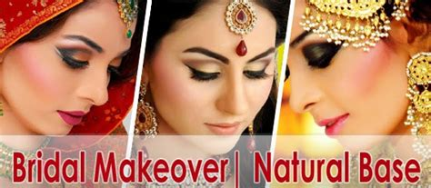 Makeover Base Makeup bridal makeover 2012 bridal base makeup she9 change the style