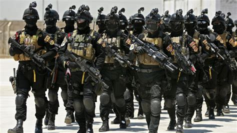 top 25 most intimidating special forces from around the