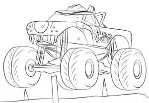 ausmalbild taz monster truck ausmalbilder kostenlos zum ausdrucken
