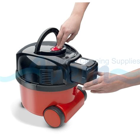 Vacuum Cleaner Battery numatic nbv190 battery powered henry vacuum free delivery