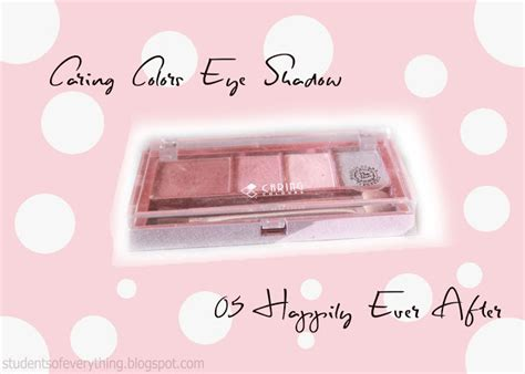 Harga Caring Colours Martha Tilaar caring colours happy eye shadow 05 happily after