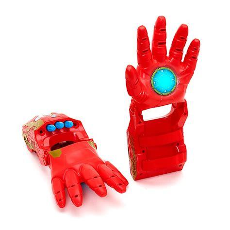 iron man repulsor gloves avengers infinity war