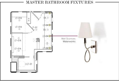 bathroom lighting plan lighting plan with efabcfecaaddc on home design ideas with