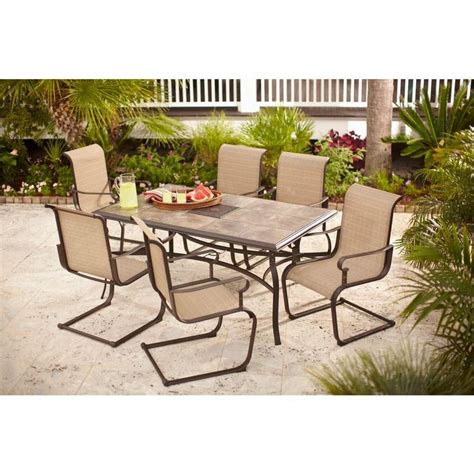 Home Depot Patio Furniture Sets Home Depot Patio Furniture Hton Bay Marceladick