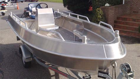 onderhoud aluminium boot vdm watersport aluminium