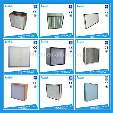 hepa filter exhaust fan cleanroom hepa air filter h13 hepa filter exhaust fan