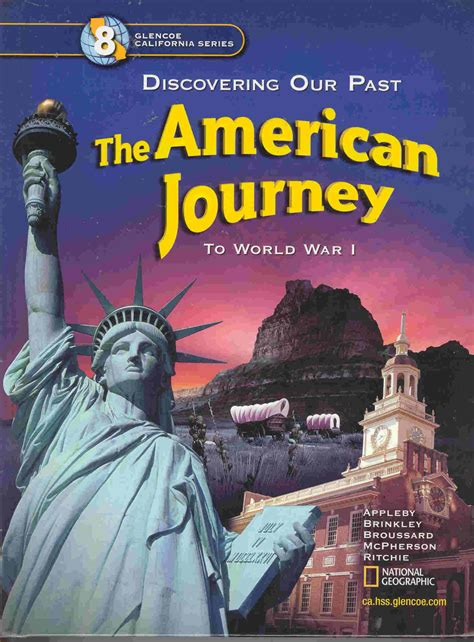 history book grade 8 american journey textbook 8th grade quotes