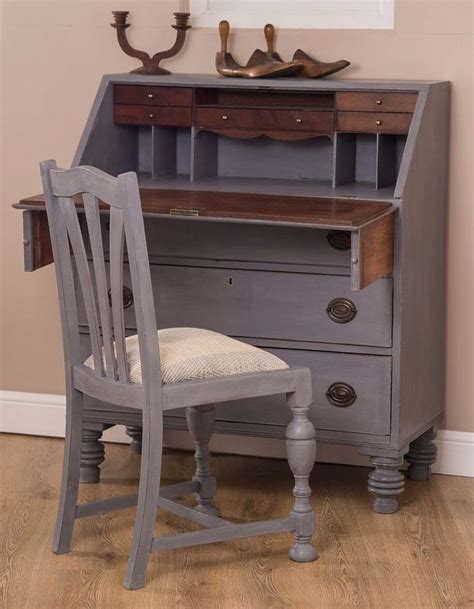 shabby chic computer desks best 20 painted bureau ideas on bureau desk