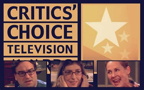 Nominados A Los Critics Choice Television Awards 2017 Abimelec Velasquez Buenas Y Malas Noticias De Nominaciones A Los Critics Choice Awards 2015 Bigbang Tv