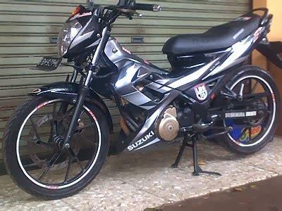 Alarm Motor Buat Satria Fu arthalintang modifikasi