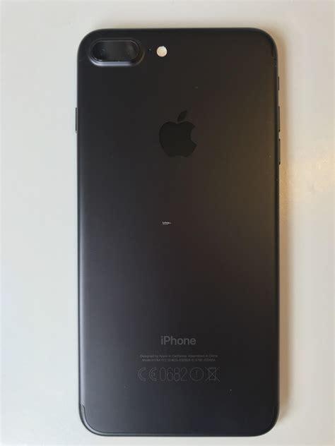 iphone 7 plus 256gb matte black end 1 24 2018 8 15 am