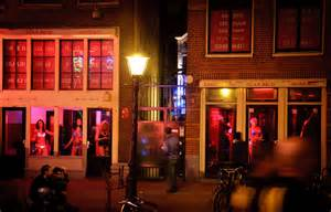 Amsterdam Red Light District Map Amsterdam Red Light District Windows Amsterdam The
