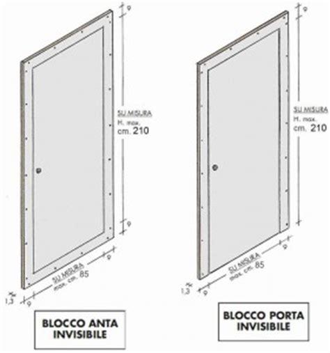 altezza maniglia porta blocchi porta e anta filo muro per cartongesso curvo