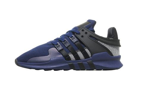 adidas eqt support navy black fastsole co uk