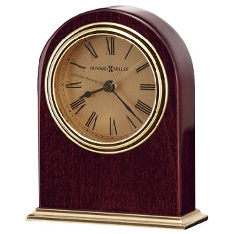 howard miller table clock howard miller parnell mechanical table clock 645287