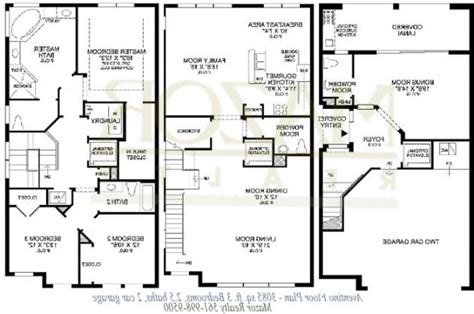 3 storey townhouse floor plans story townhouse floor plans three distinctive marvelous 3