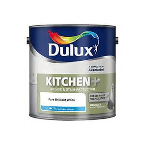 dulux kitchen brilliant white matt emulsion paint 2