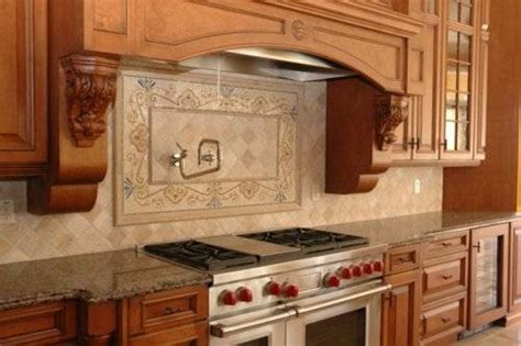 french country kitchen backsplash ideas the interior