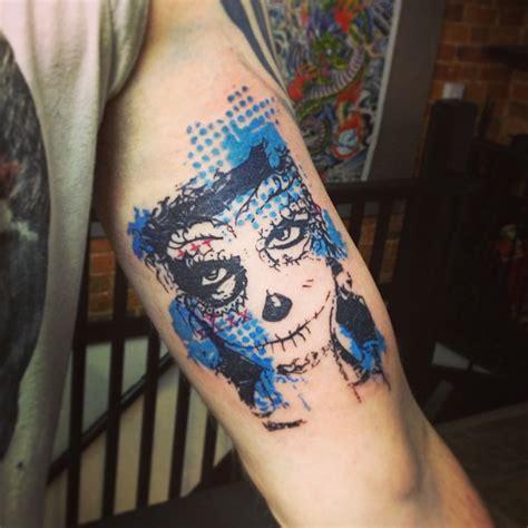 100 S Of Dia De Los Muertos Tattoo Design Ideas Pictures Dia De Los Muertos Tattoos Pictures