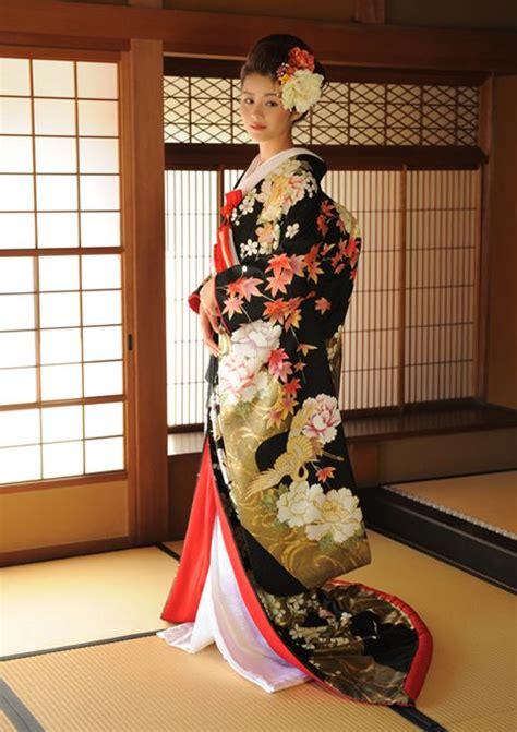 kimono leaf pattern 17 best ideas about wedding kimono on pinterest