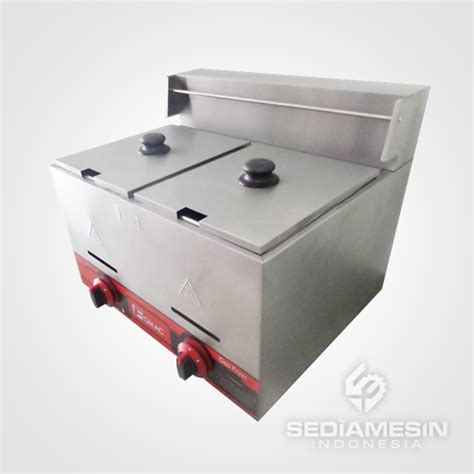 Fry G171 Mesin Penggorengan Menggunakan Gasdeep Fryer Pengorengan mesin penggorengan