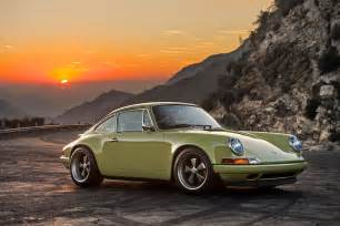 Singer Porsche For Sale Singer Reveals 1990 Porsche 911 Manchester Gtspirit