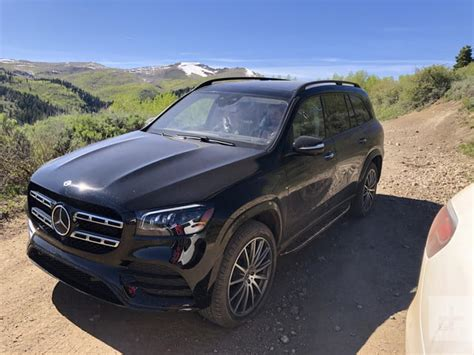 mercedes benz gls  drive  unstoppable force