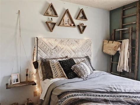 bed wall decor ideas huffpost