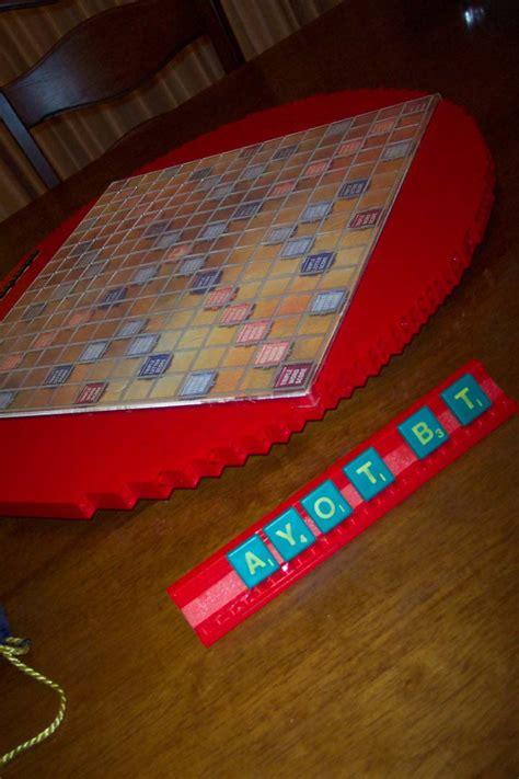 Scrabble Board Lego