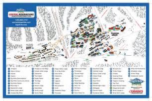 big white canada map maps brochures big white