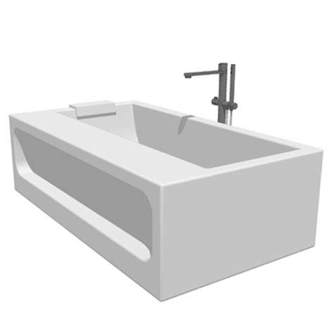 lupi bathtubs 3d model formfonts 3d models textures