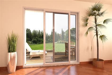 porte finestre in pvc porte finestre scorrevoli parallelo in pvc mdb nurith portas