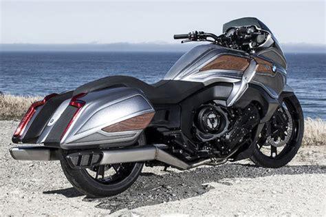 Motorrad News 05 2015 by Bagger Studie Von Bmw Concept 101 News Motorrad
