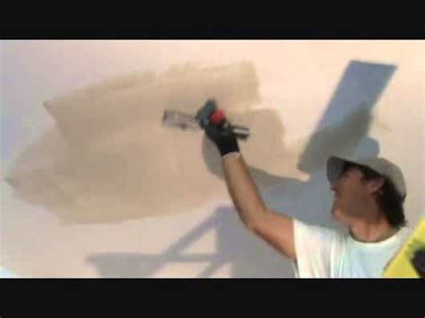 How to apply all purpose joint compound to a drywall patch youtube
